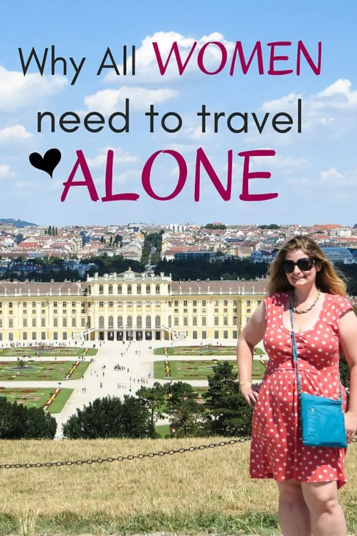 why all women need to travel alone