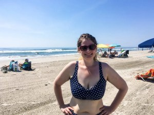On Summer Vacation, the Jersey Shore, and Self-Love