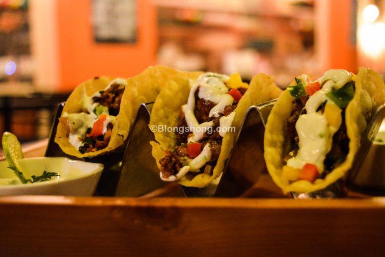 Teriyaki Tacos