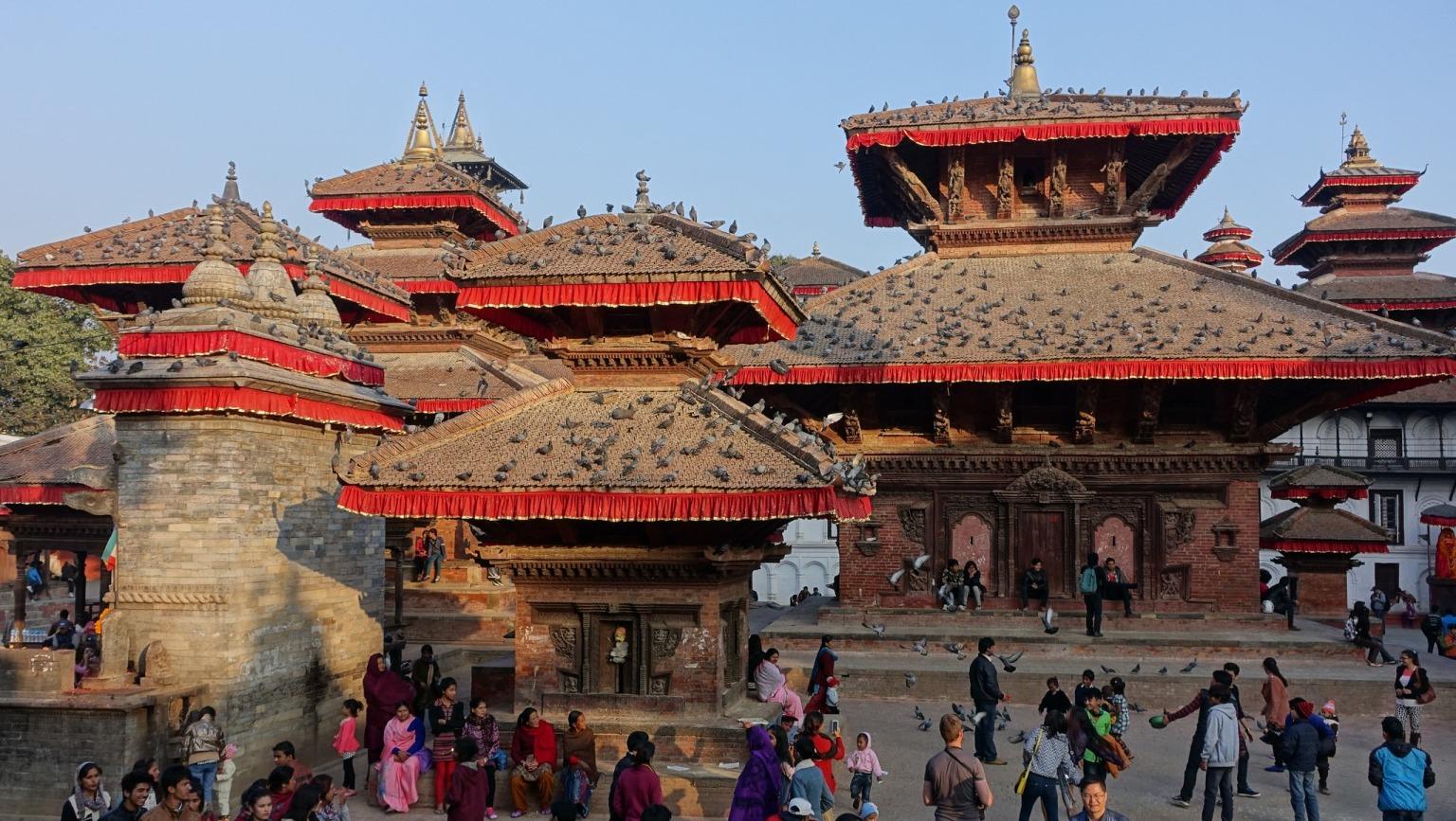 Kathmandu Valley Tour-04 Days