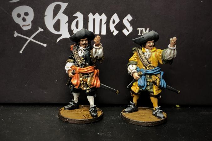 two dutch commander