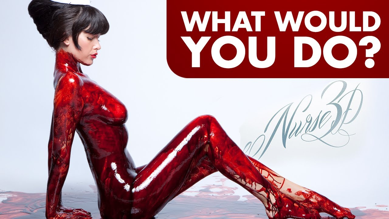 Nurse 3D - What Would You Do?   Bloodbath and Beyond