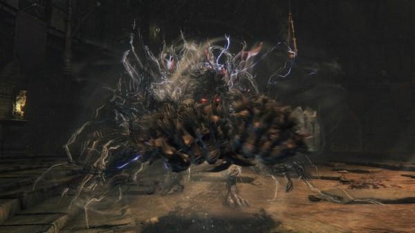 Abhorrent Beast Bloodborne Wiki