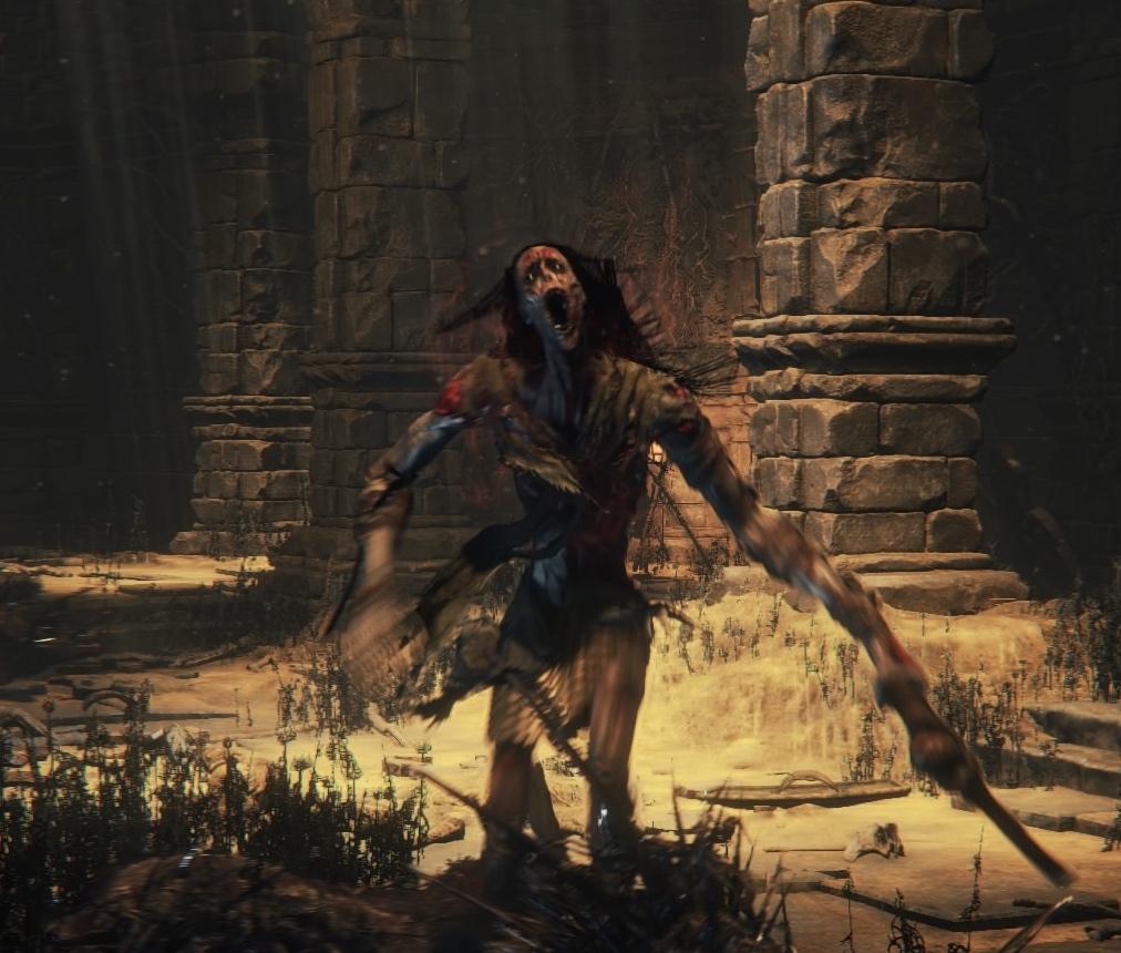 Madman  Bloodborne Wiki