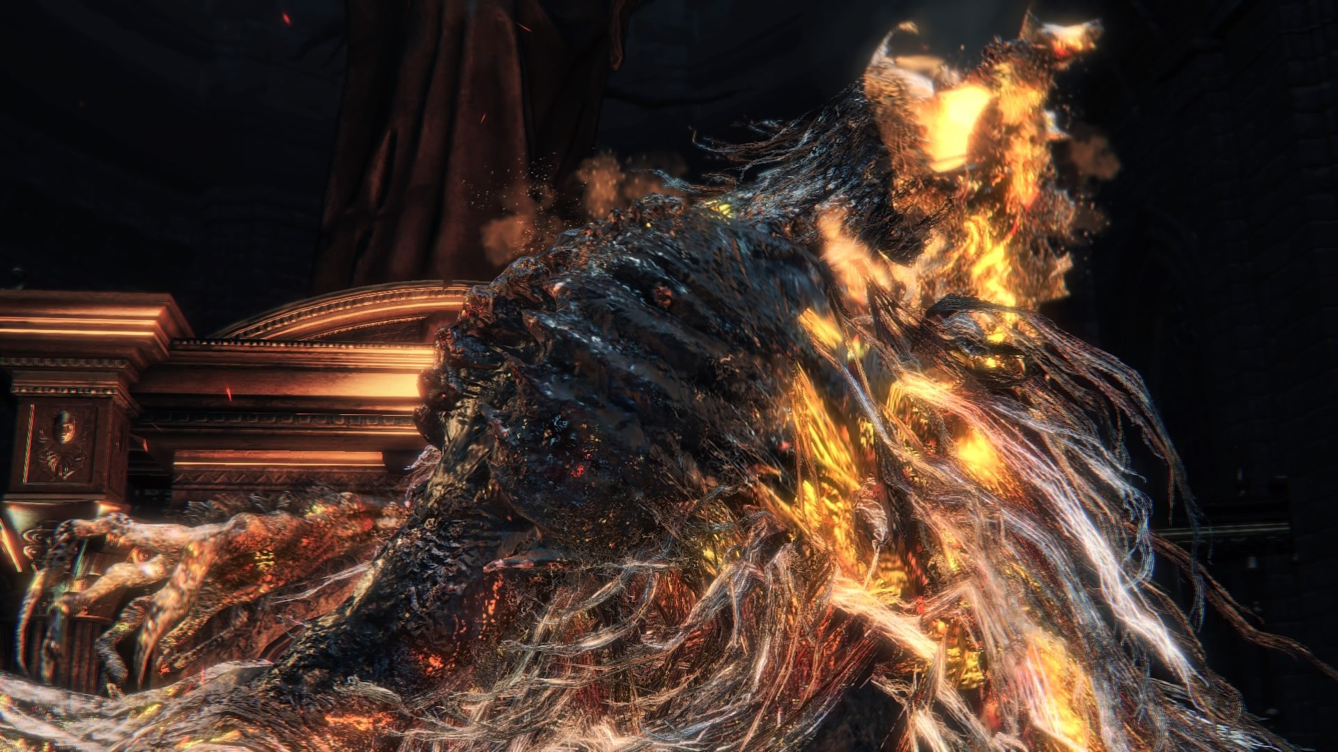 Laurence the First Vicar  Bloodborne Wiki