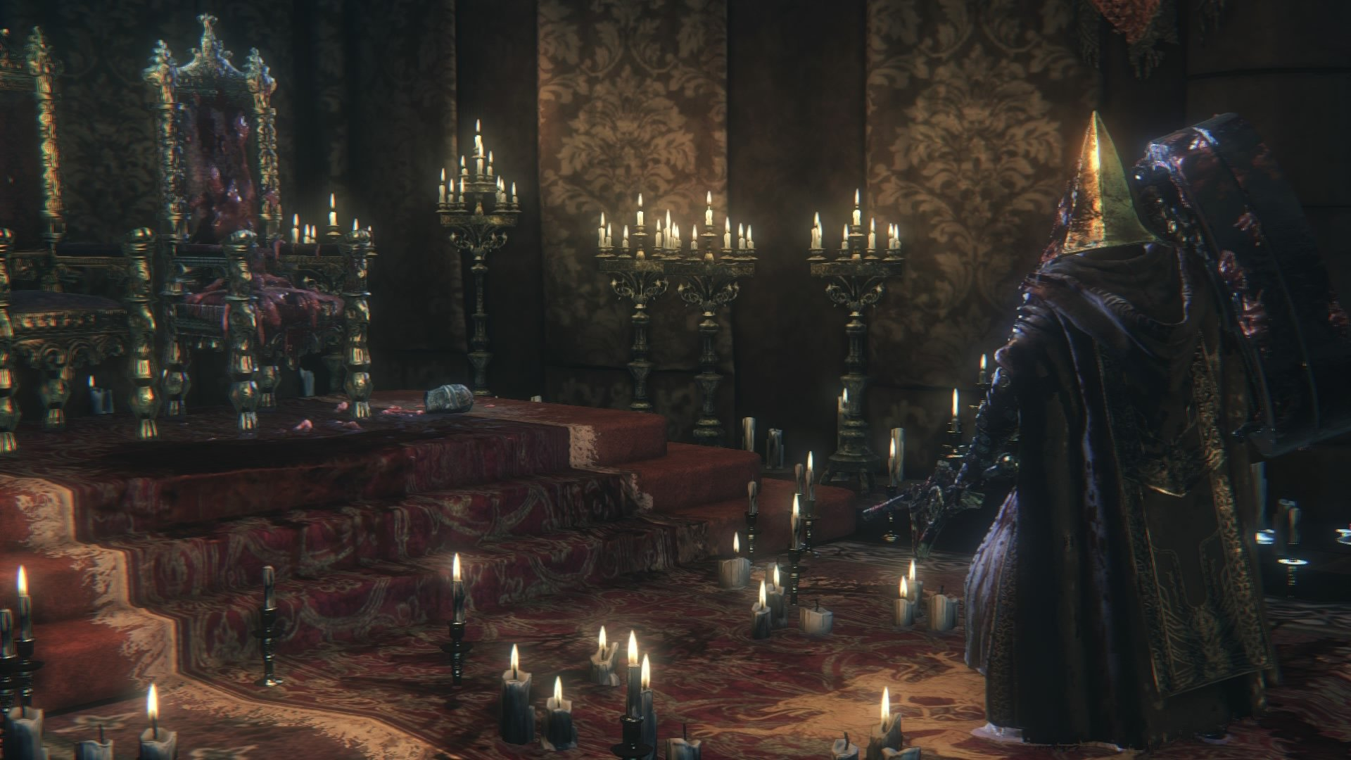 Fall Wallpaper Note Alfred Bloodborne Wiki