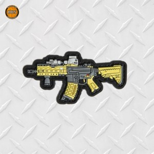 tactical m4 patch