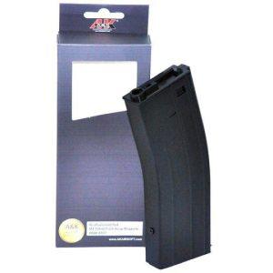 A&K m4 flash mag 300rnds
