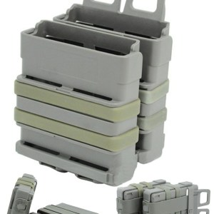 FastMag M4 Magazin Pouch - Olive Drabe