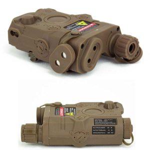 PEQ-box - AN-PEQ-15 Battery Case - Tan