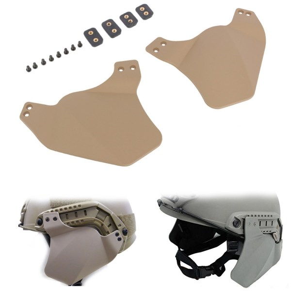 Hellmet Ear Protection Oorbescherming - Khaki Tan