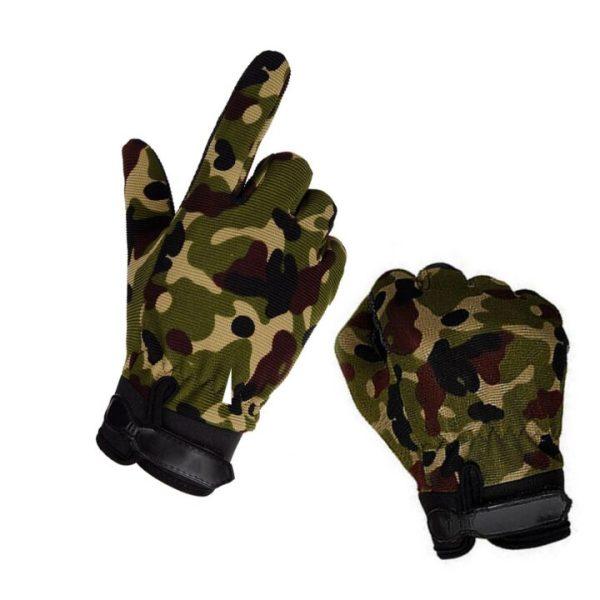 Handschoen met vingers - Camouflage