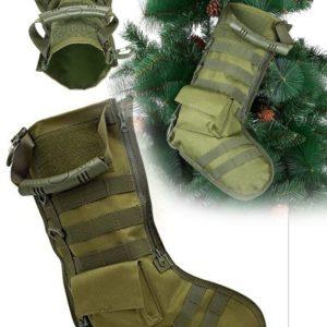 Tactical Christmas Sock - Olive Drab