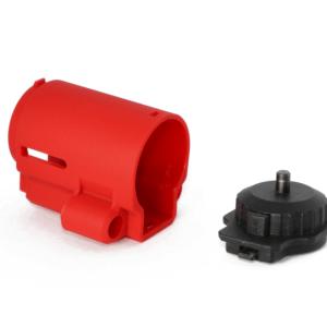 G&G ARP9 & ARP556 BEU™ Battery Extension Unit - Rood