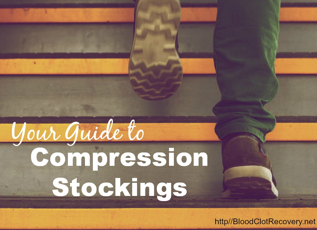 How long to wear compression socks after back surgery