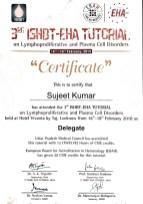 EHA tutorial Lucknow