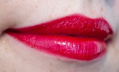 red perfect lips mufe porte