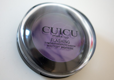 cuicu eyeshadow flashing violet
