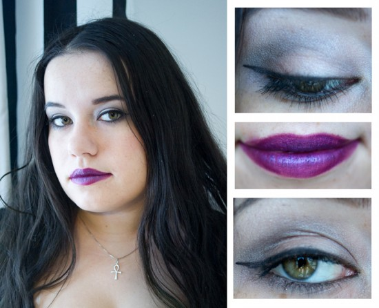 make-up-levres-violettes-4