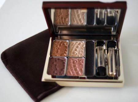 palette splendours clarins