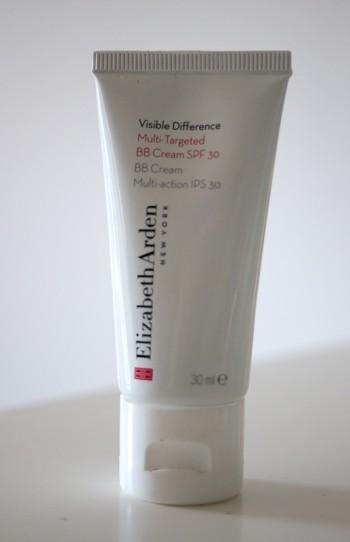 BB cream visible difference Elizabeth Arden