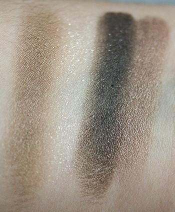 palette forest clarins swatch forest