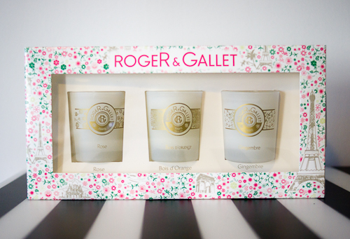 bougies roget gallet