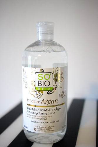 so bio etic argan micellaire