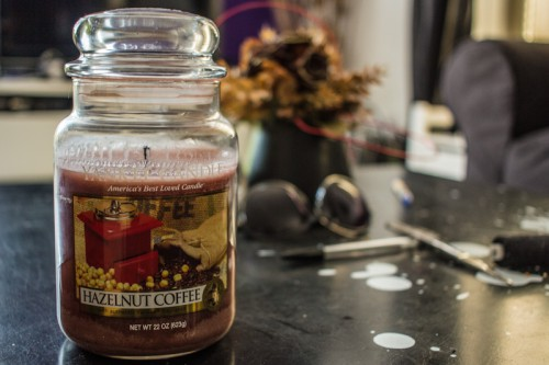 hazelnut coffee yankee candle-4