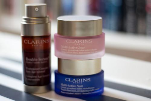 clarins routine soin-3