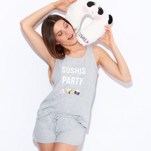etam tour de cou panda