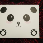 La Glossybox Panda