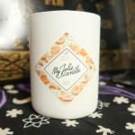 My jolie Candle parfum Macaron Caramel