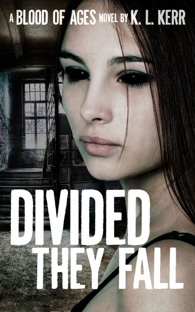 Divided They Fall (Blood of Ages #2) by K L Kerr