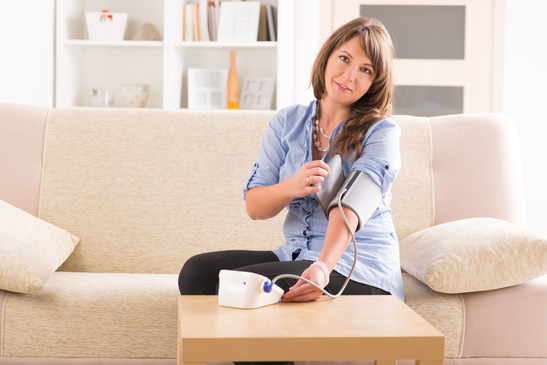Measuring Blood Pressure At Home