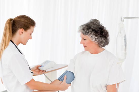 Precautions In Taking Blood Pressure Using A Sphygmomanometer