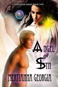 Angel of Syn features a paranormal thriller.