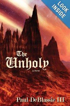 supernatural thriller written by Paul DeBlassie