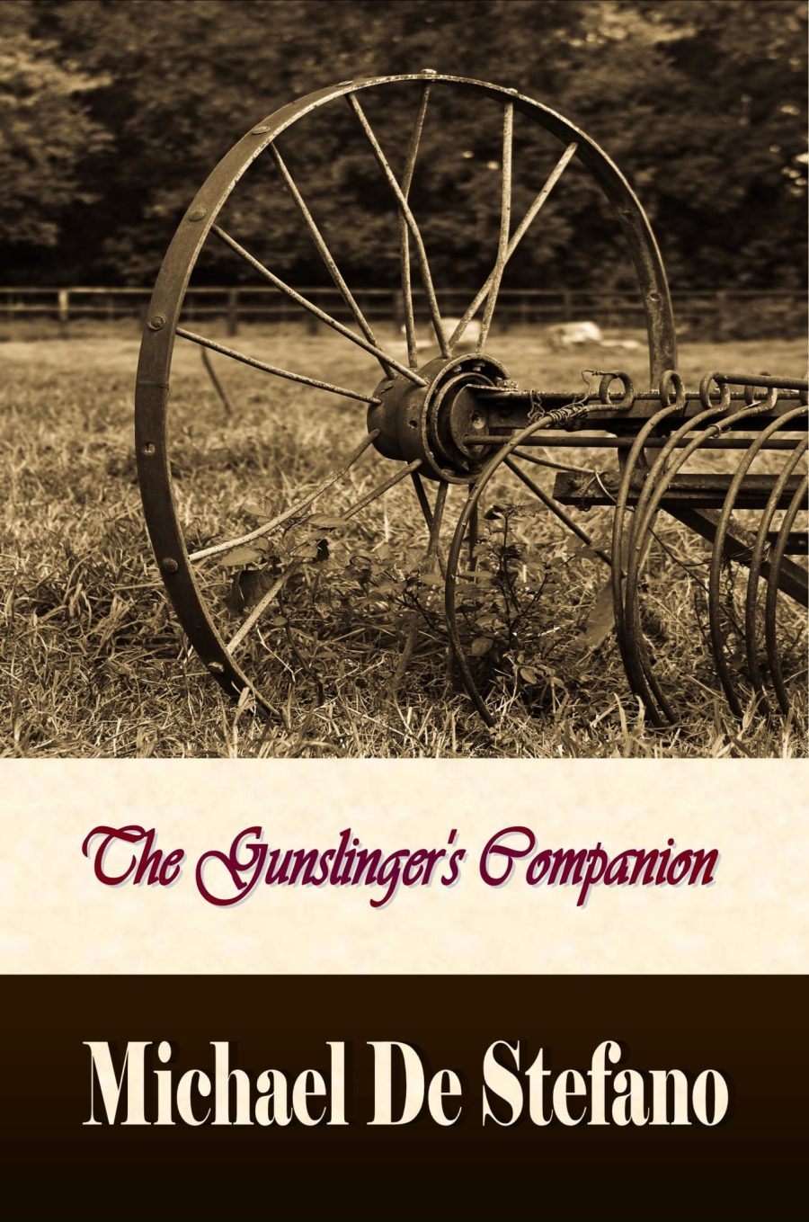 historical fiction novel by Michael De Stefano