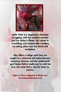 Twilight Healer features vampire fiction by Barbara Custer.