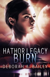 Debroah Bailey shares her novel, Hathor Legacy, and thoughts on marketing.