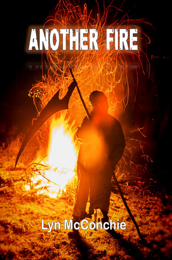 Another Fire writen by Lyn McConchie