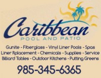 Caribbean Pool and Patio
