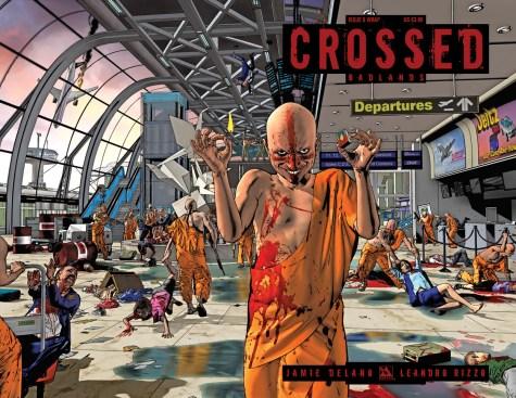 Crossed Badlands #6 Wraparound