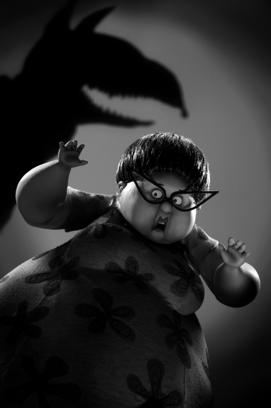 Meet The Animated Cast Of Tim Burton S Frankenweenie Bloody Disgusting