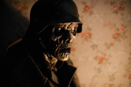 112. A Nazi Zombie in Outpost: Black Sun. Photo courtesy of Neil Davidson.