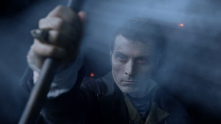 ALVH-384 - Adam (Rufus Sewell), the chief of the vampires, prepares to unleash the full wrath of the undead against their deadliest foe, the 16th president of the United States.