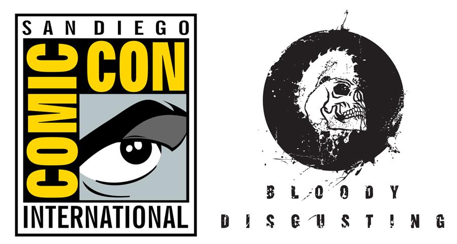 San Diego Comic Con 12 Full Horror Schedule Saturday 714