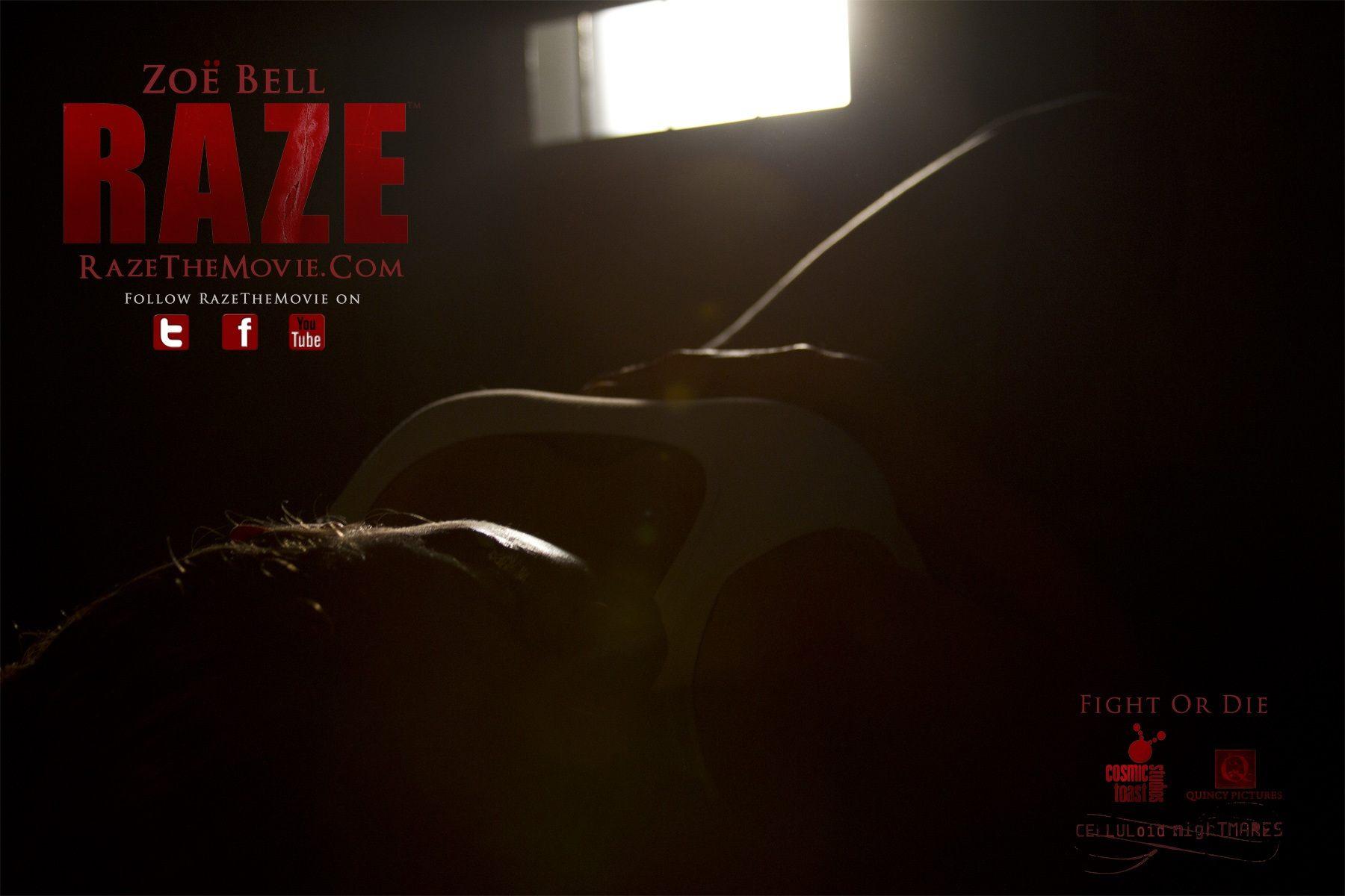 Zoe bell raze