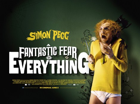 A FANTASTIC FEAR OF EVERYTHING - 1